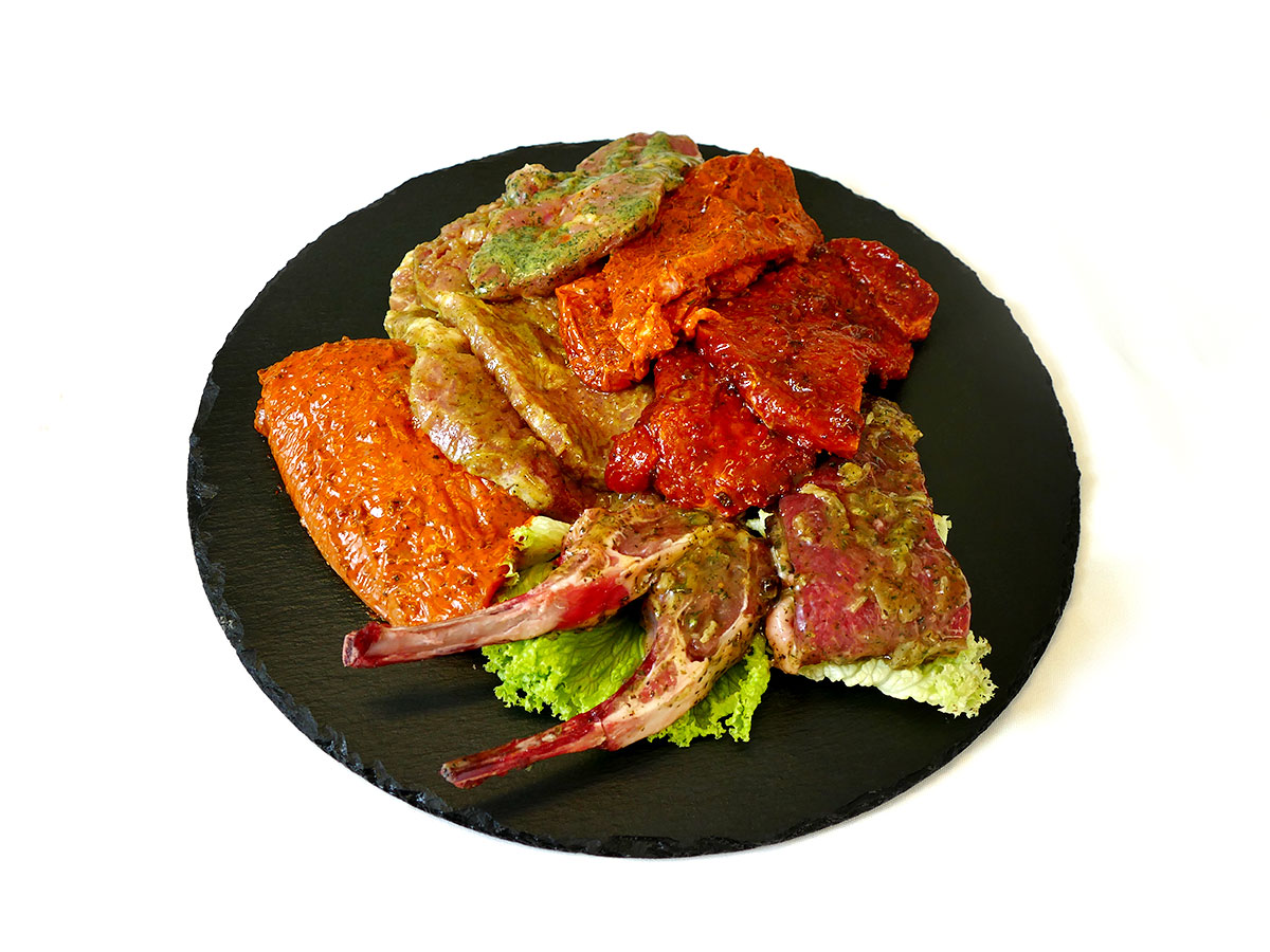 Fleischspezialitäten