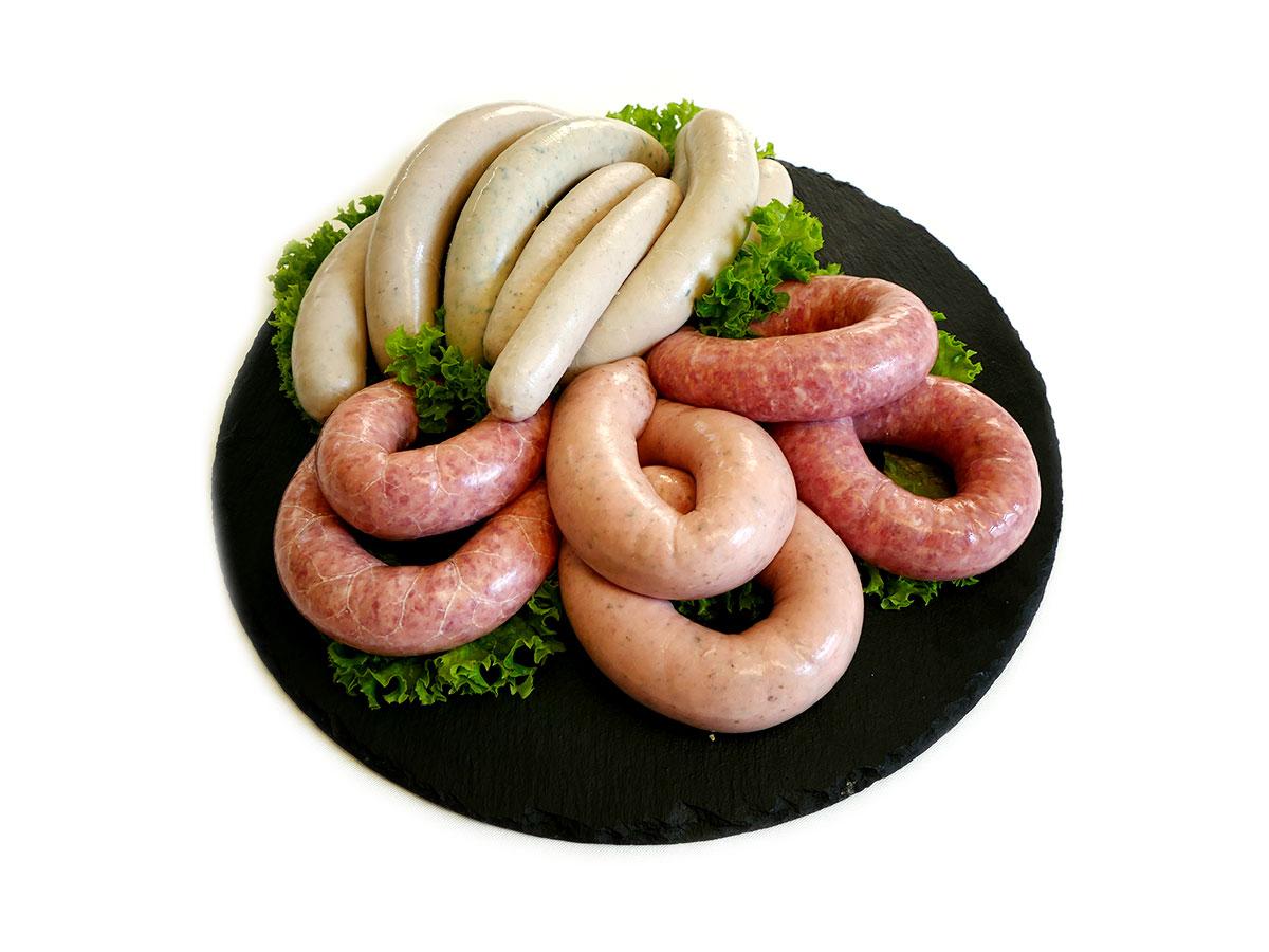Weißwurst / Bratwurst